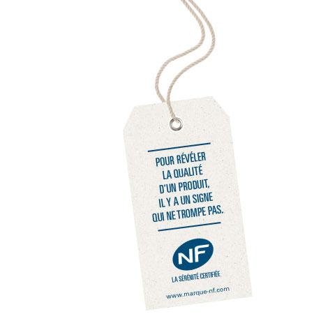 NF, la sérénité certifiée